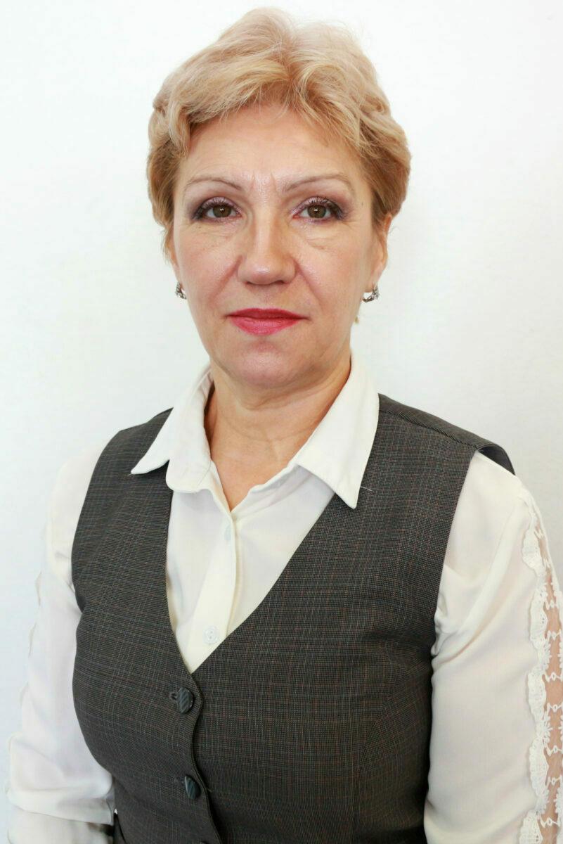 Крапивная Ольга Григорьевна