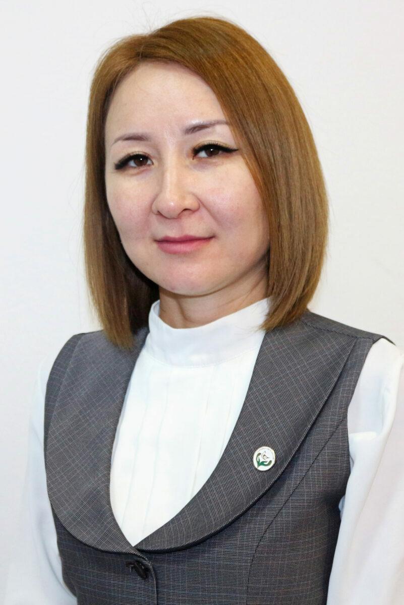 Санкубаева Мира Алматовна
